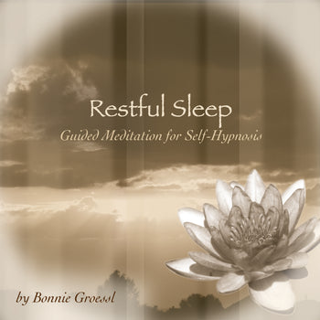 Restful Sleep CD Bonnie Groessl