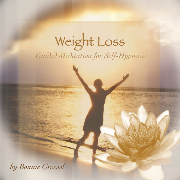 Weight Loss guided meditation CD by Bonnie Groessl