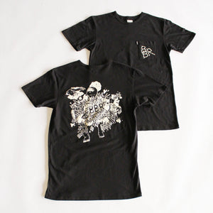 BiG BLDG BBR Edition SPLAT! Pocket Tee
