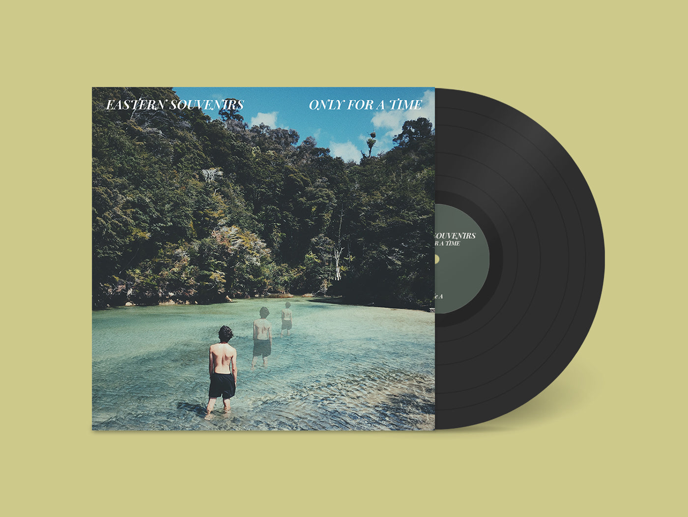 Eastern Souvenirs Only for a Time LP