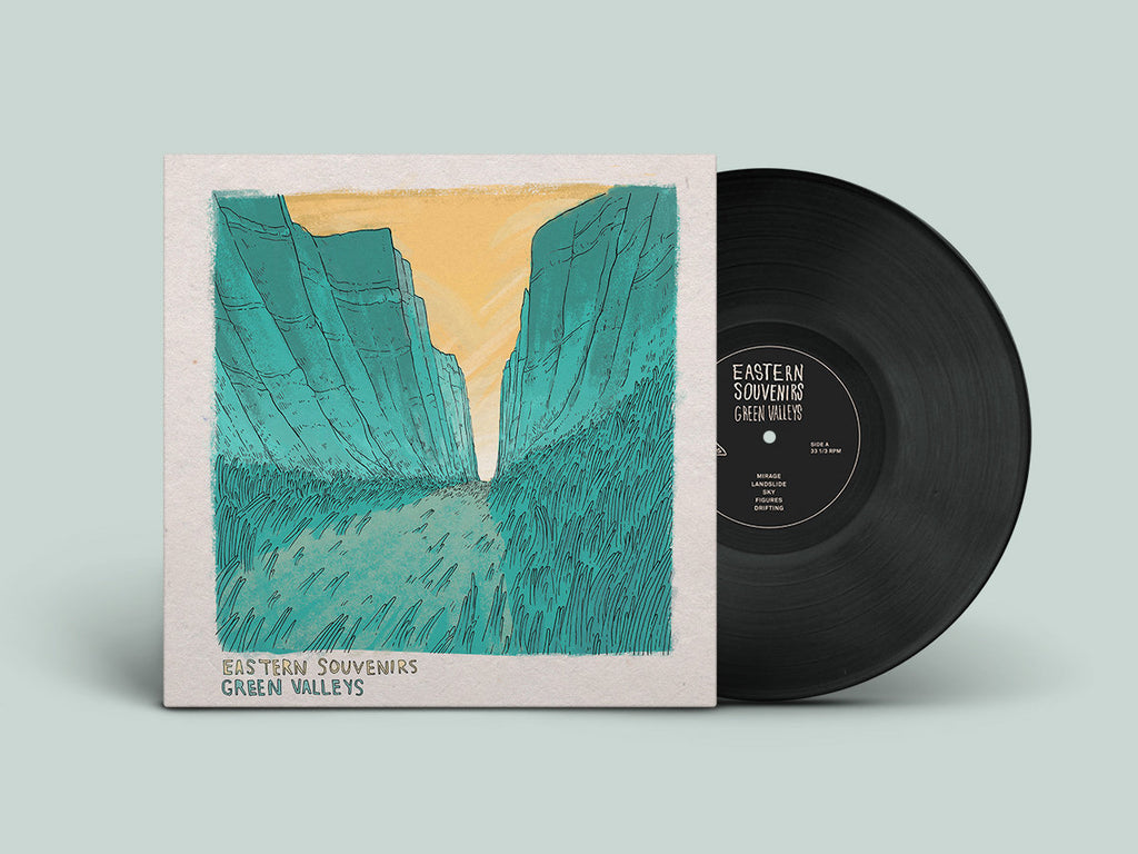 Eastern Souvenirs Green Valleys LP