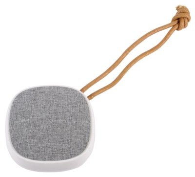 STRAP BLUETOOTH SPEAKER in White & Grey