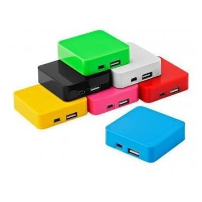 TREASURE MINI SQUARE ABS 3000MAH POWERBANK