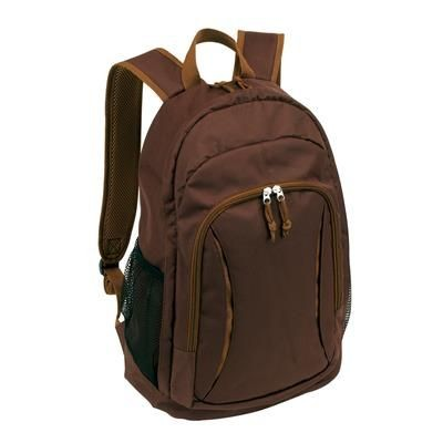 AFRICA BACKPACK RUCKSACK in Brown