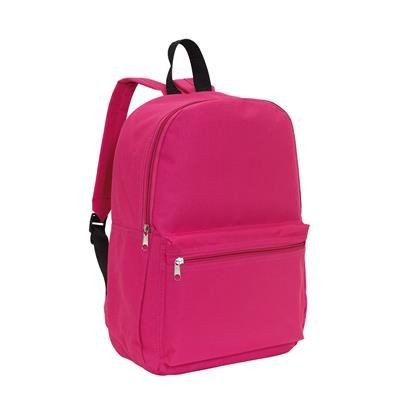 CHAP BACKPACK RUCKSACK in Pink