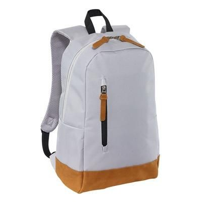300D FUN BACKPACK RUCKSACK in Grey