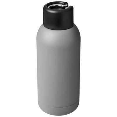 BREA 375 ML VACUUM THERMAL INSULATED SPORTS BOTTLE in Grey