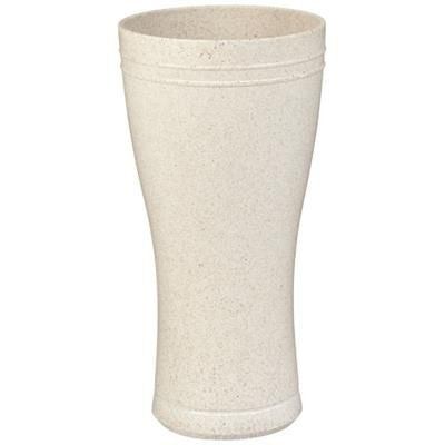 TAGUS 400 ML WHEAT STRAW BEER GLASS in Beige