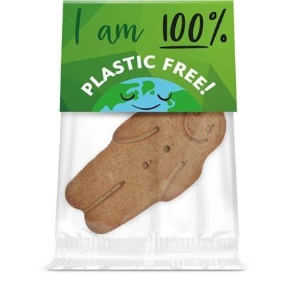 GINGERBREAD MAN in Eco Bag