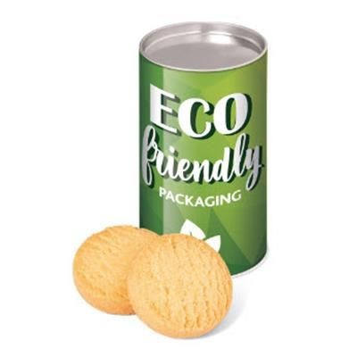 ECO SMALL SNACK TUBE with Mini Shortbread Biscuit