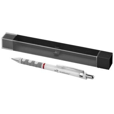 TIKKY MECHANICAL PENCIL in White Solid
