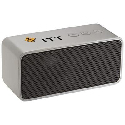 STARK PORTABLE BLUETOOTH® SPEAKER in Silver