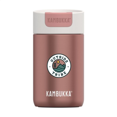 KAMBUKKA® OLYMPUS 300 ML THERMO CUP in Pink