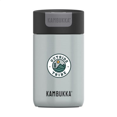 KAMBUKKA OLYMPUS 300 ML THERMO CUP in Light Grey
