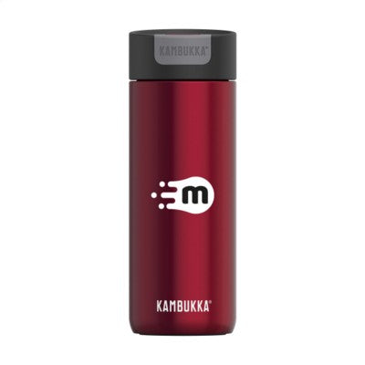 KAMBUKKA® OLYMPUS 500 ML THERMO CUP in Dark Red