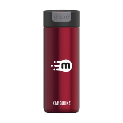 KAMBUKKA OLYMPUS 500 ML THERMO CUP in Dark Red