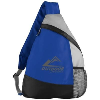 ARMADA SLING BACKPACK RUCKSACK in Royal Blue