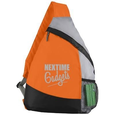 ARMADA SLING BACKPACK RUCKSACK in Orange
