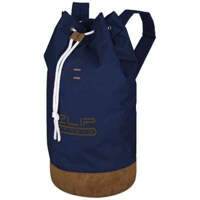 CHESTER SAILOR BACKPACK RUCKSACK in Navy