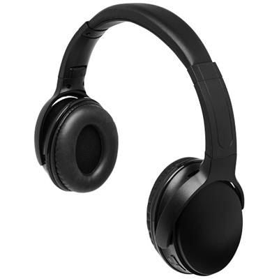 BLAZE LIGHT-UP LOGO HEADPHONES in Black Solid