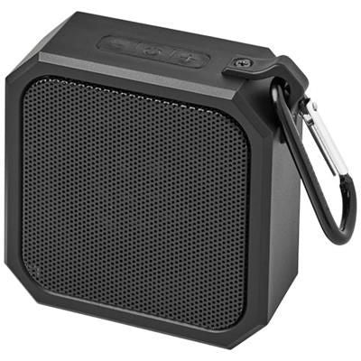 BLACKWATER OUTDOOR BLUETOOTH® SPEAKER in Black Solid