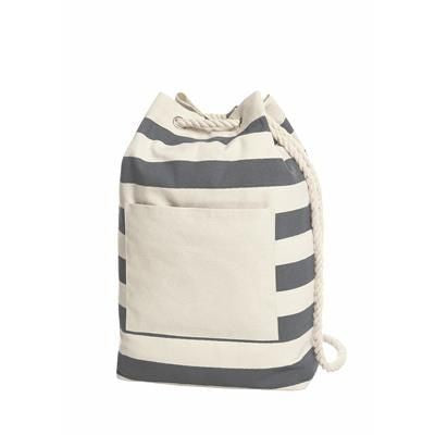 BEACH Drawstring Bag