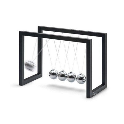 PHILIPPI BALLANCE NEWTONS CRADLE in Silver