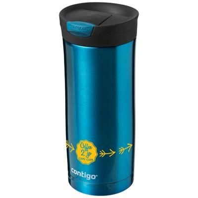 HURON 470 ML LEAK-PROOF VACUUM THERMAL INSULATED TUMBLER in Blue