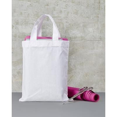 TOWELS BY JASSZ OAK SMALL COTTON SHOPPER TOTE BAG