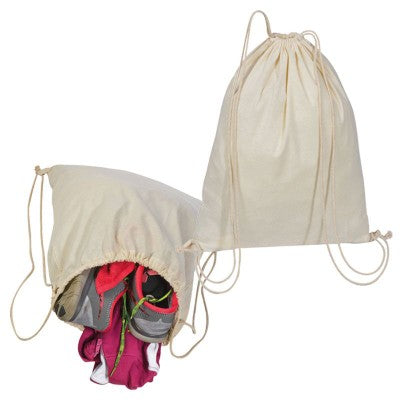 SUVA COTTON BAG in White