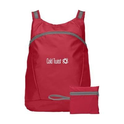 BACKPACK RUCKSACK GOACTIVE in Red