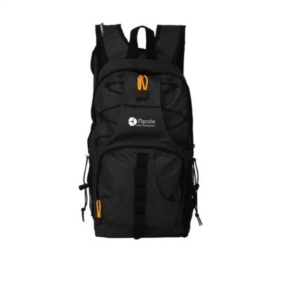 ACTIVEBAG BACKPACK RUCKSACK in Black