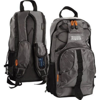 ACTIVE BACKPACK RUCKSACK in Grey