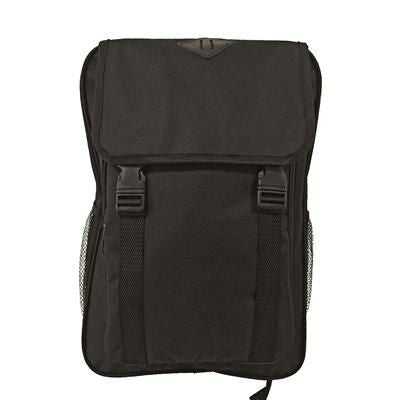 BACKPACK RUCKSACK with Lateral Mesh Pocket