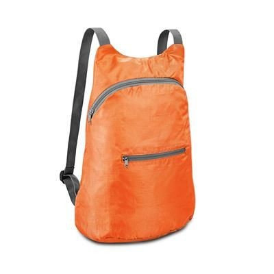 FOLDBALE BACKPACK RUCKSACK with Front