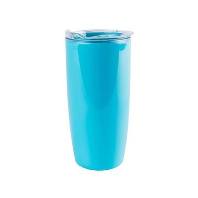 IVAN MUG with Lid in Turquoise