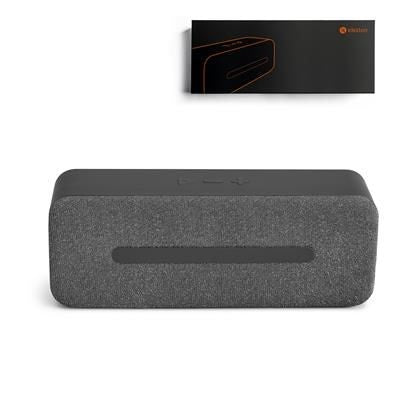 THUNDER TEXTURED FABRIC ABS SPEAKER