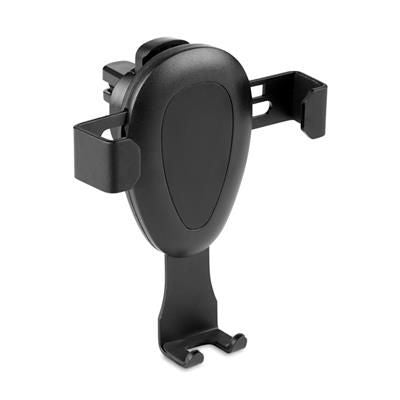 UNIVERSAL CAR MOUNT MOBILE PHONE HOLDER with Aluminium Metal Detail