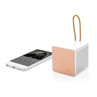 VIBE CORDLESS SPEAKER in Pink