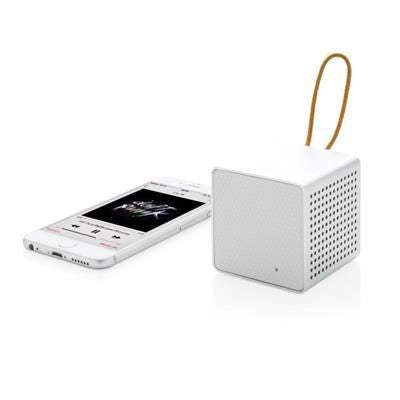 VIBE CORDLESS SPEAKER in White