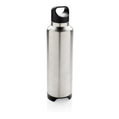 VACUUM FLASK with CORDLESS SPEAKER in Grey