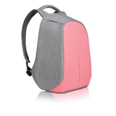 BOBBY COMPACT ANTI-THEFT BACKPACK RUCKSACK in Coralette