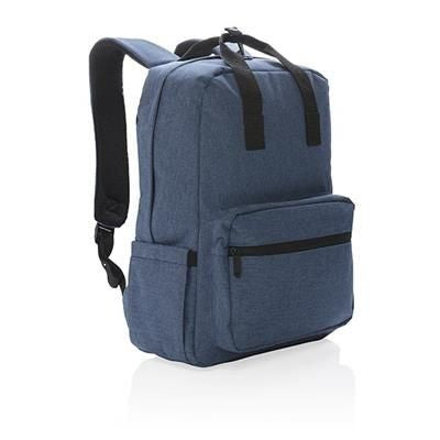 15 INCH LAPTOP TOTEPACK in Blue