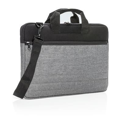 15 INCH DOCUMENT LAPTOP SLEEVE in Grey