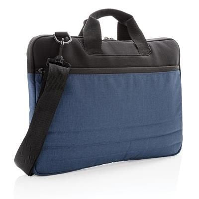 15 INCH DOCUMENT LAPTOP SLEEVE in Blue