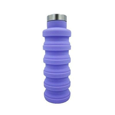 COLLAPSIBLE SILICON BOTTLE