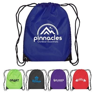 BROADWAY DRAWSTRING BACKPACK RUCKSACK