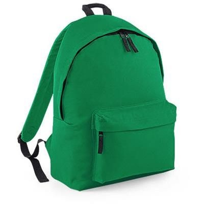 ADLINGTON 600D POLYESTER BACKPACK RUCKSACK in Green