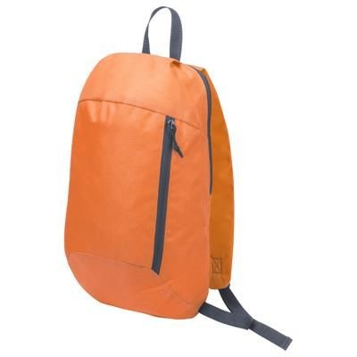 DECATH 600D POLYESTER BACKPACK RUCKSACK