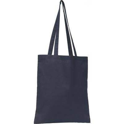 SANDGATE 7OZ COTTON CANVAS TOTE in Navy